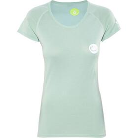Edelrid Ascender T-Shirt Donna, jade